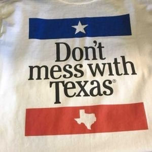 Don't Mess With Texas